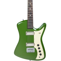 Airline Guitars Bighorn - Green - Supro / Kay Reissue Electric Guitar - NEW!