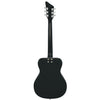 Eastwood Guitars Airline Folkstar Black Full Back
