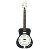 Eastwood Guitars Airline Folkstar Black Full Front