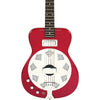 Eastwood Guitars Airline Folkstar Red Left Hand Featured