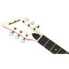Eastwood Guitars Airline Folkstar Red Left Hand Headstock