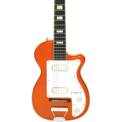 Airline Guitars H44 DLX - Copper - Vintage Harmony style electric guitar - NEW!
