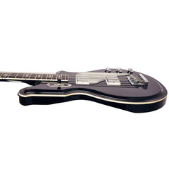 "Airline Guitars MAP Bass - Black - 34"" Scale Electric Bass Guitar - NEW!"