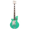 Eastwood Guitars Airline Map Bass Seafoam Green Left Hand Full Front