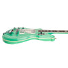 Eastwood Guitars Airline Map Bass Seafoam Green Left Hand Player POV