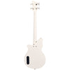 Eastwood Guitars Airline Map Bass White Full Back