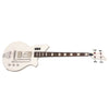 Eastwood Guitars Airline Map Bass White Angled
