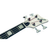 Eastwood Guitars Airline Map Bass White Headstock