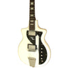 Eastwood Guitars Airline Twin Tone Double Cut White Featured