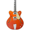 Eastwood Guitars Classic 6 Orange Featured