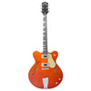 Eastwood Guitars Classic 6 Orange Full Front