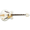 Eastwood Guitars Classic 6 White Angled