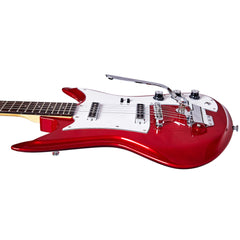 Eastwood Guitars Ichiban K2-L - Metallic Red - Teisco style Electric Guitar - NEW!