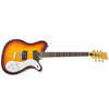 Eastwood Guitars Sidejack 300 Tobacco Burst Angled