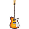 Eastwood Guitars Sidejack 300 Tobacco Burst Full Front