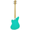 Eastwood Guitars Surfcaster Bass Seafoam Green Full Back