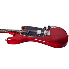 Eastwood Guitars Warren Ellis Mandocello - Dark Cherry - Solidbody Electric - NEW!