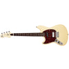 Eastwood Guitars Warren Ellis Tenor 2P Vintage Cream Left Hand Angled