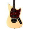 Eastwood Guitars Warren Ellis Tenor 2PDLX Vintage Cream Featured