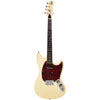 Eastwood Guitars Warren Ellis Tenor Vintage Cream Full Front