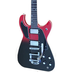 Eastwood Guitars Wedgtail DLX - Fyreburst - Maton-style Tribute electric guitar - NEW!