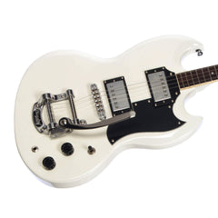 Eastwood Guitars Astrojet Tenor DLX - White - Electric Tenor Guitar - NEW!