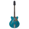Eastwood Guitars Classic 12 - Metallic Blue - 12-string Semi Hollowbody Electric Guitar - NEW!