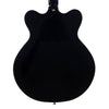 Eastwood Guitars Classic 6 HB-TL Black - Trini Lopez / Dave Grohl-inspired Semi Hollow Body Electric Guitar - NEW!
