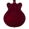 Eastwood Guitars Classic 6 HB-TL Cherry - Trini Lopez / Dave Grohl-inspired Semi Hollow Body Electric Guitar - NEW!