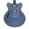 Eastwood Guitars Classic 6 HB-TL LEFTY - Pelham Blue - Trini Lopez / Dave Grohl-inspired Semi Hollow Body Electric Guitar - NEW!