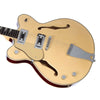 Eastwood Guitars Classic 6 LEFTY - Natural - Left Handed Semi Hollow Body Electric Guitar - NEW!
