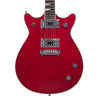 Eastwood Guitars Classic AC - Transparent Cherry Flame - Chambered Mahogany Electric Guitar - NEW!