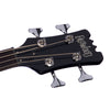 Eastwood Guitars Hi-Flyer Bass - Sunburst - Univox Hi-Flier Electric Bass Guitar Replica - NEW!