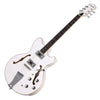 Eastwood Guitars Savannah - White - Semi Hollow Electric Guitar - NEW!
