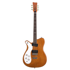 Eastwood Guitars Sidejack 300 LEFTY - Natural - Left Handed Mosrite Tribute Model Electric Guitar - NEW!