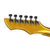 Eastwood Guitars Stormbird - Gold - Non Reverse Offset Electric Guitar - NEW!