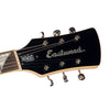Eastwood Guitars Surfcaster - Black - Offset Electric Guitar - NEW!