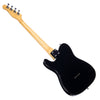 Eastwood Guitars Tenorcaster - Black - Solidbody Electric Tenor Guitar - NEW!