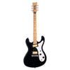 Univox Hi-Flier Reissue - Black - Eastwood Guitars / Mosrite Tribute - NEW!