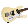 Eastwood of Canada Sidejack Pro DLX - Vintage White - Mosrite-inspired Offset Electric Guitar - NEW!