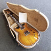 2009 Fibenare Guitars Basic Jazz Double Cut - Lemon Burst - Custom Boutique Electric - USED!