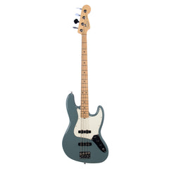 Fender American Professional Jazz Bass - Maple Neck - Sonic Gray - New!