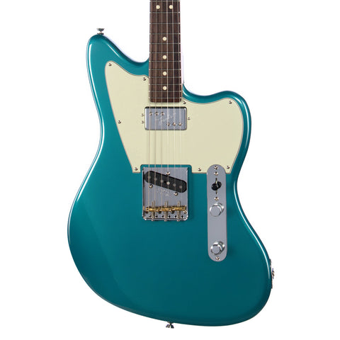 Fender Guitars Limited Edition Offset Telecaster FSR - Telemaster Electric Guitar - Ocean Turquoise - PRE-ORDER!