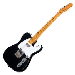 USED Fender Vintage Hot Rod '52 Telecaster - Black - Electric Guitar, Made in USA! 0100232806