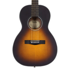 Fender CP-100 Parlor sized Acoustic Guitar - Sunburst - NEW!