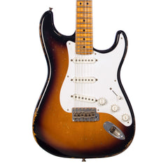 USED Fender Custom Shop 1950s Stratocaster Relic - Sunburst - Masterbuilt Todd Krause - Eric Clapton Signature Spec and Electronics