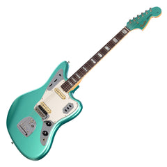 Fender Custom Shop 1965 Jaguar NOS - Mystic Seafoam with Matching Headstock - Offset Electric Guitar
