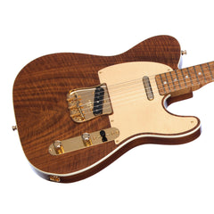 USED Fender Custom Shop Artisan Claro Walnut Telecaster NOS