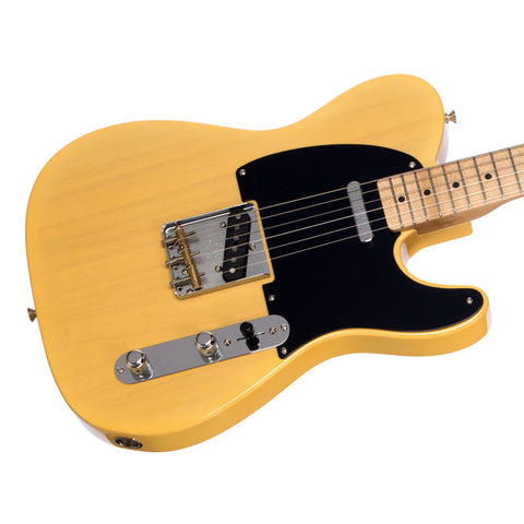 Fender Custom Shop MVP 1952 Telecaster NOS - Faded Nocaster Blonde - Dealer Select Master Vintage Player Series Electric Guitar - NEW!