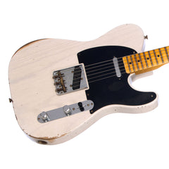 Fender Custom Shop MVP 1952 Telecaster Relic - White Blonde - Dealer Select Master Vintage Player Series Electric Guitar - NEW!